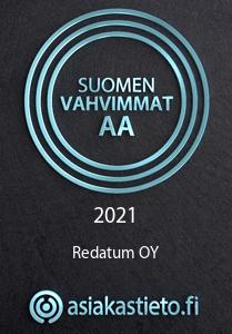 Redatum Suomen Vahvimmat AA